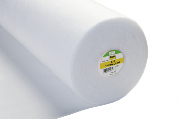 White Light Weight Easy Fuse Iron-on Non-Woven Interfacing/Interlining by Vilene Vlieseline 90cm wide