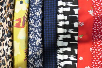 Deadstock Sample Room Fabric Offcuts