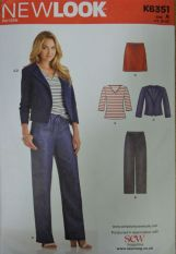 New Look K6351 Sewing Pattern