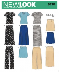 New Look K6730 Sewing Pattern