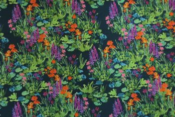 Exclusive Lady McElroy Rainbow Meadow Marlie-Care Lawn