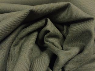 SA622 - Pure Wool Twill Suiting Remnant - 0.8m