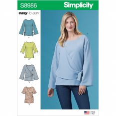 Simplicity 8986 Sewing Pattern