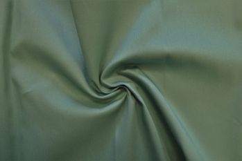 SW536 - Stretch Cotton Sateen Chino Plains-Duck Egg Remnant 2.4M